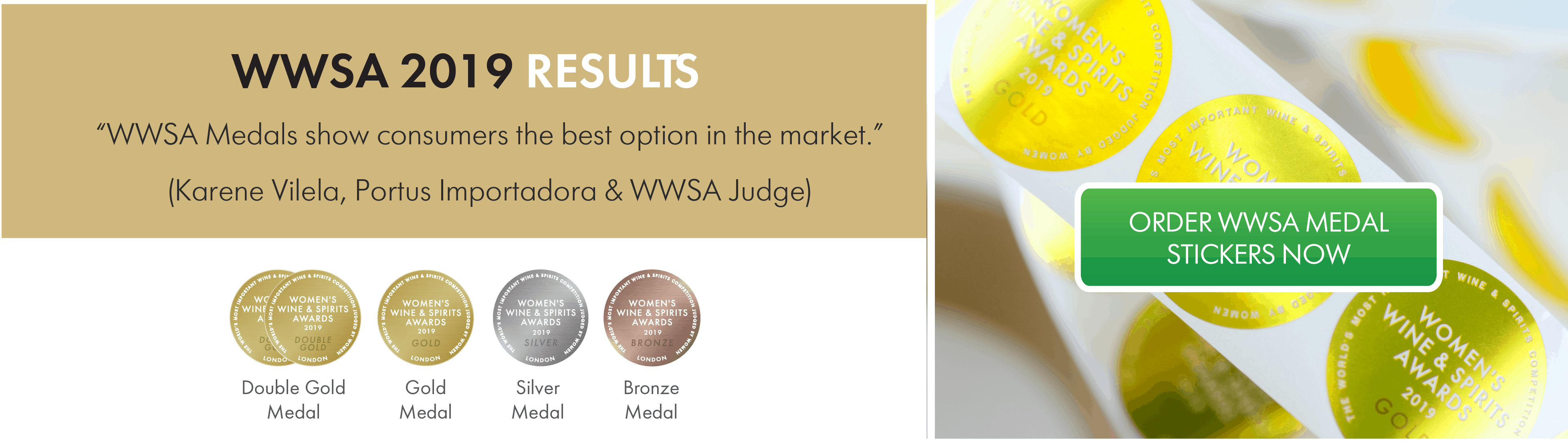 WWSA 2019 Results - Women's Wine & Spirits Awards